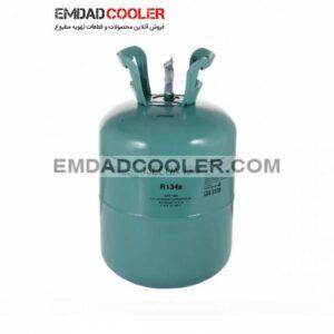 کپسول گاز کولر R134a